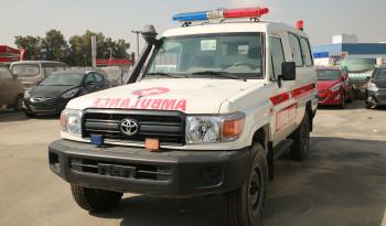 Toyota Hardtop LX13 Ambulance