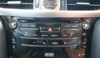 Lexus LX 570 Kuro Black Edition full