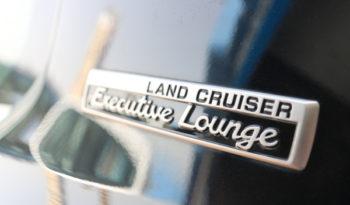 Land Cruiser Executive Lounge full