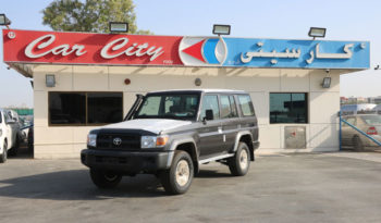 Toyota Land Cruiser Hard Top 5 door Full LC 76 TDSL-E_LX WGN_RD