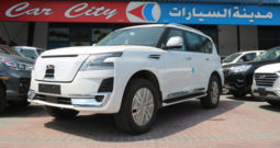 Nissan Patrol V6 SE Platinum City Edition