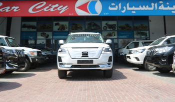 Nissan Patrol V6 SE Platinum City Edition full